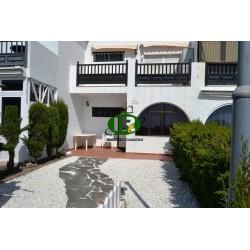 Appartement met 1 slaapkamer, uitzicht op zee en een terras op een prachtige, rustige locatie