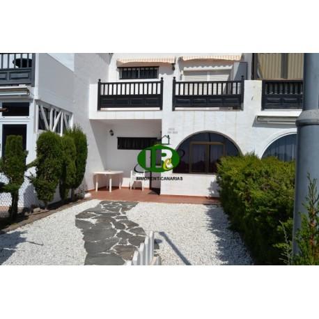 Apartamento con 1 dormitorio, vistas al mar y terraza en una hermosa y tranquila ubicación - 1