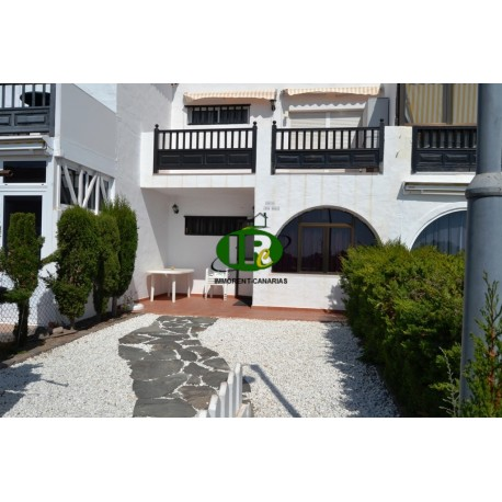 Apartment with 1 bedroom, sea view and terrace in a beautiful quiet location on the hillside - 1