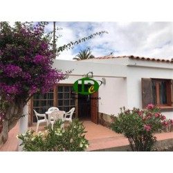 One bedroom bungalow in a quiet complex in Maspalomas
