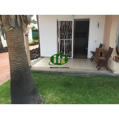 One bedroom bungalow in a quiet little complex in Maspalomas - 15