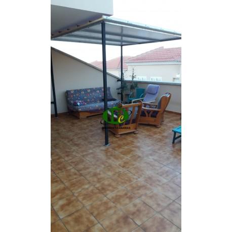 Квартира с террасой и 1 спальней около 40 и 75 квадратных метров террасы. - 6