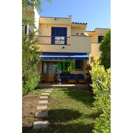 Casa con 2 habitaciones, terraza, jardín, balcón y vista al mar - 3