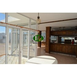 For rent restaurant on 200 sqm with terraces at the pool area in beautiful area - 2