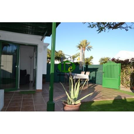 Bungalow in ruhiger Zone gelegen mit großen Terrassen und Gartenbereich. Sonnengarantie den ganzen Tag - 7