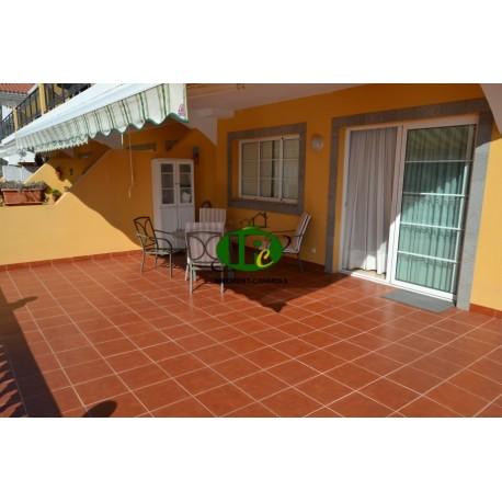 Недавно отремонтированная 1-комнатная квартира в тихом месте в Могане - 17
