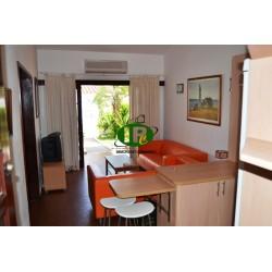 En alquiler en Playa del Inglés Bungalow reformado de 2 dormitorios y una cocina nueva