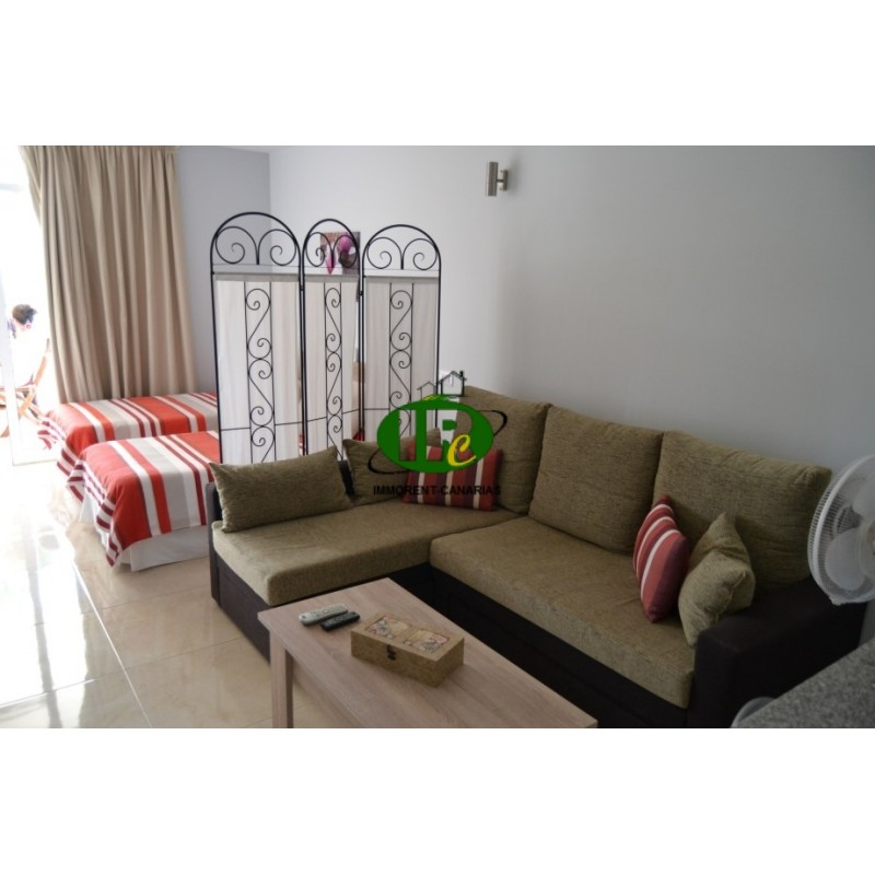 Furnished Studio Apartments: Holiday Studio Apartment On The First Floor, Beautifully