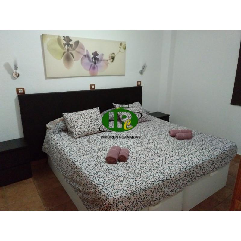 Apartment Mit 1 Schlafzimmer Und Schonen Balkon Im Herzen Von Playa Del Ingles Langzeitmiete