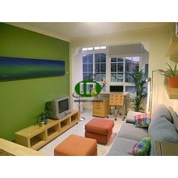 Очень хорошая квартира с 1 спальней 45 кв.м - 1