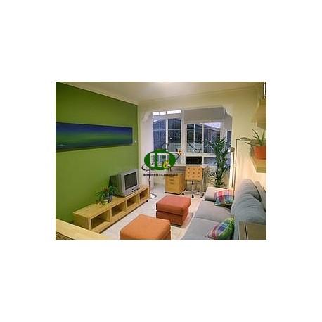 Muy bonito apartamento con 1 dormitorio en 45 metros cuadrados - 1