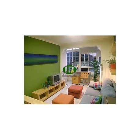 Zeer mooi appartement met 1 slaapkamer op 45 vierkante meter - 1
