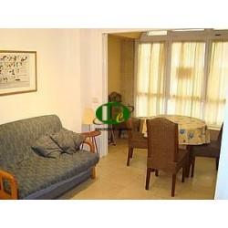 Apartment mit 1 Schlafzimmer in 1. Etage mit Balkon - 1