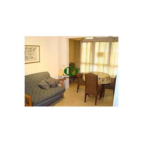 1-комнатная квартира на 1-м этаже с балконом - 1