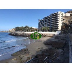 2 bedroom apartment with balcony and sea view in Patalavaca