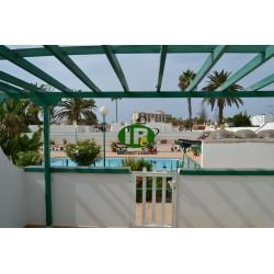 Bungalows de 1 y 2 dormitorios con 2 terrazas