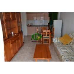 Apartment on the 1st floor with 2 bedrooms and a balcony