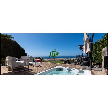 Вилла в лучшем месте с видом на море на продажу в Сан-Агустин