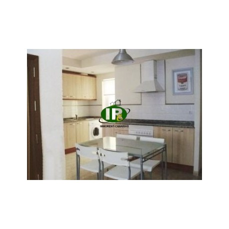 2 bedroom apartment on 70 sq.m. Living area on the ground floor - 2