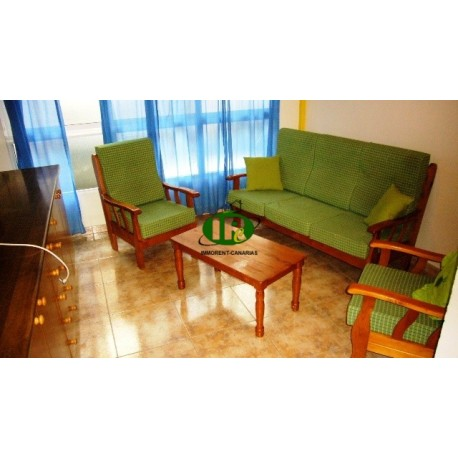 Apartment with 2 bedrooms in a quiet side street on the ground floor - 1