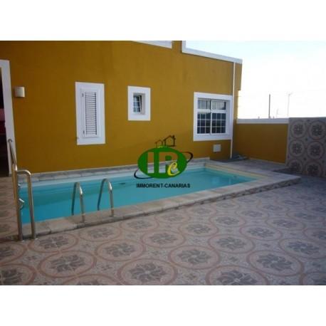 Apartment atico mit 1 Schlafzimmer in 2. Etage ruhige Lage auf ca 50 qm - 1