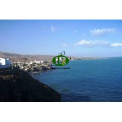 Apartment 1 bedroom 60 sqm with sea view in the second floor