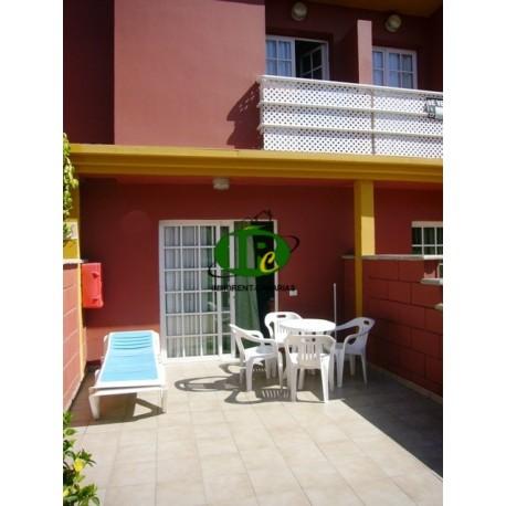 Duplex met 1 slaapkamer en een groot terras, super rustig - 3