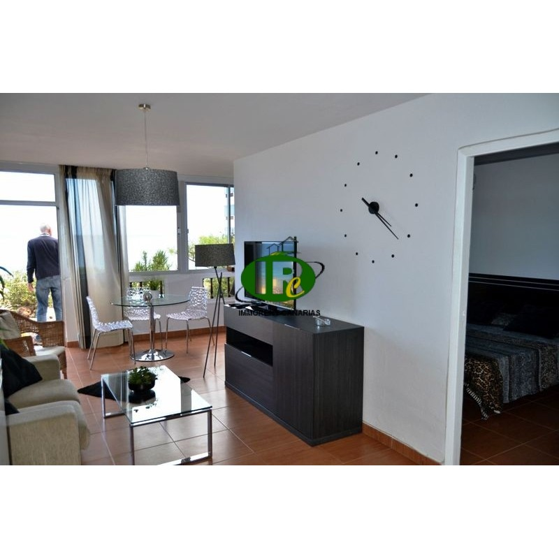 Apartment, Newly Renovated With 1 Bedroom And Sea View