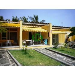 Bungalow mit Garten und Terrasse - 1
