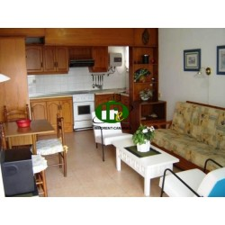 Bungalow with 2 bedrooms on 60 sqm living area with terrace near the beach