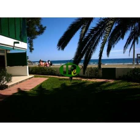 Apartment 3 Schlafzimmer, geflieste Terrasse, direkt am Meer gelegen - 18