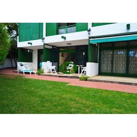 Bungalow mit 3 Schlafzimmer und 2 Bäder auf 80 qm Wohnfläche in 1. Reihe Meer, direkt am Strand - 1