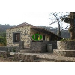 Finca with 2 bedrooms and 1 bathroom in the north of the island