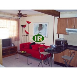 Studio, small, but adequate for 1 person, newly renovated - 2