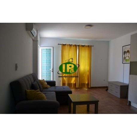1st floor apartment with 1 bedroom