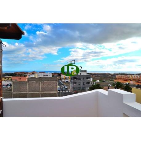 Ático sobre los techos de Tablero con vistas al mar, 2 dormitorios y 2 terrazas grandes - 3