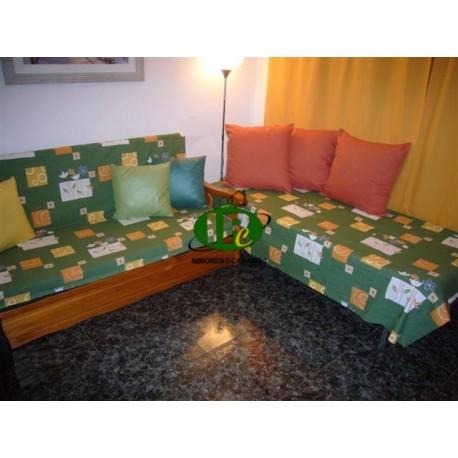 Apartment mit 1 Schlafzimmer und Balkon - 6