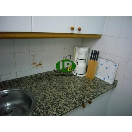 2 slaapkamer appartement in de 1e rij naar het strand aan het begin van Playa del Ingles - 1