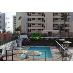 Квартира с 1 спальней и балконом, 1 этаж. Расположенный в центре