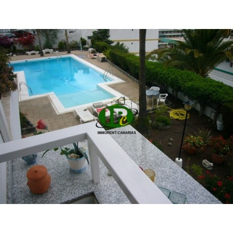 One bedroom apartment on the first line of the beach in Playa del Ingles - 3