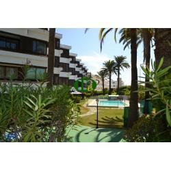 Apartamento de 1 dormitorio con balcón en el segundo planta en el corazón de Playa del Inglés - 1