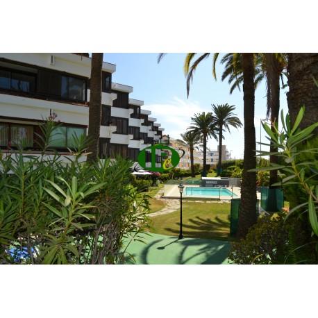 Apartment mit 1 Schlafzimmer und Balkon in 2. Etage, im Herzen von Playa del Ingles