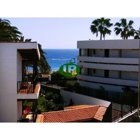 Bonito apartamento cerca de la playa y calle tranquila con 1 dormitorio - 7