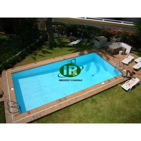 Groot appartement met een slaapkamer met balkon op een rustige maar centrale locatie in Playa del Ingles - 10