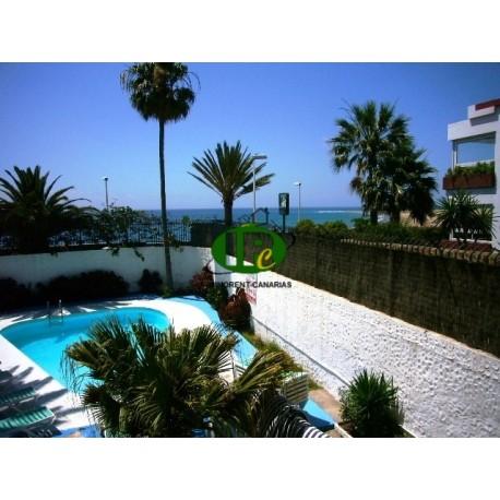 Красивая квартира в 1-м ряду у моря, в красивом небольшом комплексе - 5