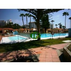 Mooie vakantiebungalow met 1 slaapkamer en zeer groot mooi omheind terras - 15