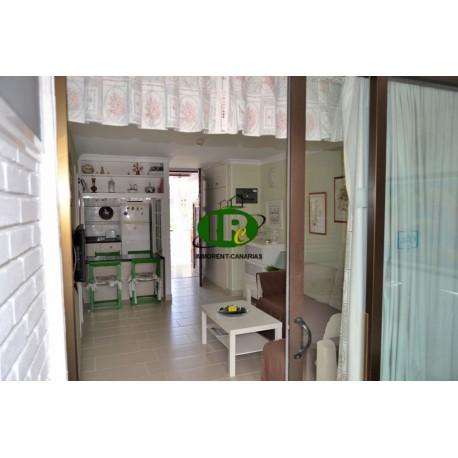 Квартира для отдыха с 2 спальнями и большим балконом на 2 этаже во 2-м ряду от моря и пляжа Плайя-дель-Инглес - 18