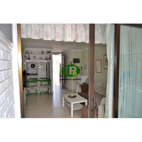 Vakantieappartement met 2 slaapkamers en groot balkon op de 2e verdieping in de 2e rij van de zee en het strand - 18