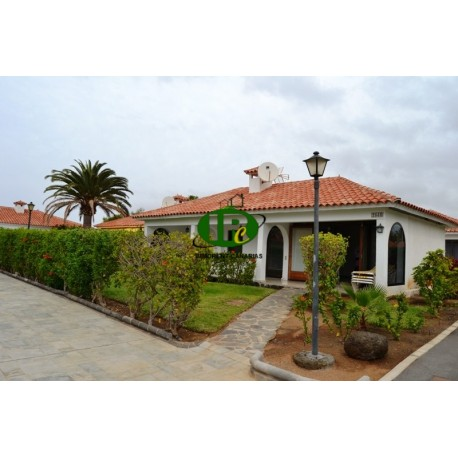 бунгало в популярном комплексе в самом центре Плайя дель Инглес - 18
