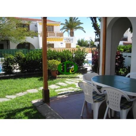 Праздничное бунгало с 2 спальнями в Плайя дель Инглес - 4